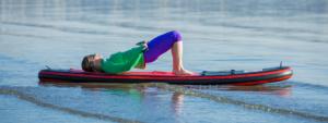 Pratique du paddle gym